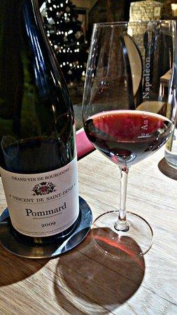 Au Clos Napoleon: Pommard (vin rouge) 2009