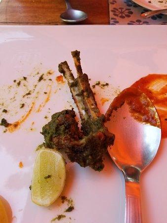 Authentic Bengali cuisine