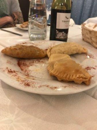 Rastignano, Italien: Mitiche Empanadas