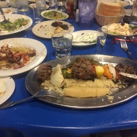 My Big Fat Greek Restaurant Dania