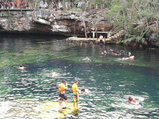 Cenote Jardin del Eden: IMG_20171226_120805_large.jpg