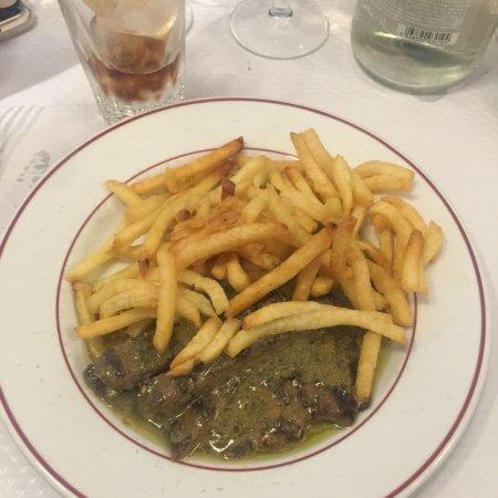 Restaurant le relais de venise dans paris avec cuisine - Le relais de l entrecote porte maillot ...