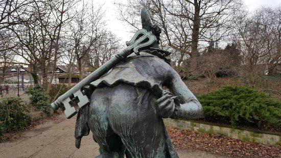Denkmal Hofnarr Joseph Fröhlich