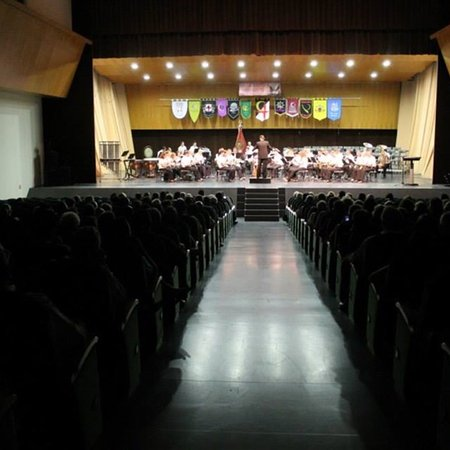 Teatre Auditori Municipal d'Aldaia Tama