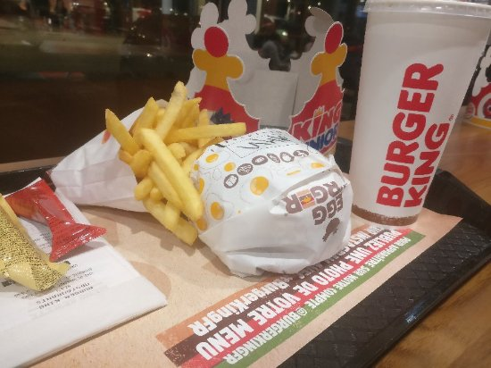 Carte Burger King Annecy.Double Egg Burger 1 Burger Whopper Picture Of Burger