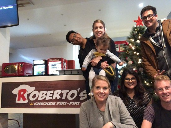 Robertos Chicken Piri-Piri: We just loved Robertos!