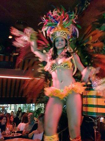 Pam Pam : Toute la magie d'un spectacle 100% brésilien.