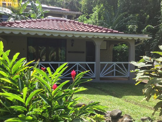 St. Patrick, Grenada: Our cottages have been positioned to offer privacy and serenity.