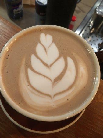 Shasta Lake, Kalifornien: Heiße Schokolade