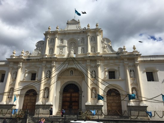 La Plaza (Parque Central): Cathedral