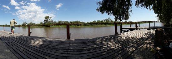 Villa Paranacito, Argentina: Muelle