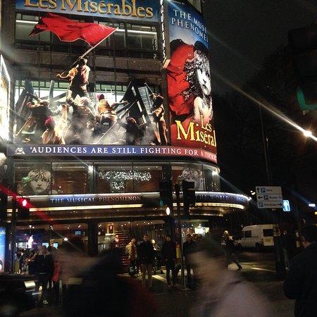Les Miserables London : photo2.jpg