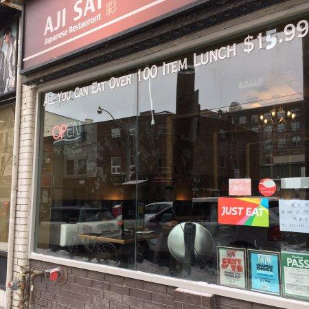 Aji sai japanese restaurant for Aji sai asian cuisine