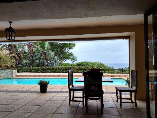 Shaka's Rock, Republika Południowej Afryki: Dining Area