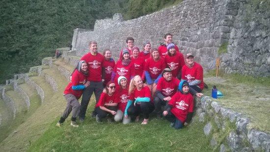 Llama Path: we do NOT hike, we do the Inca Trail Pilgrimage!