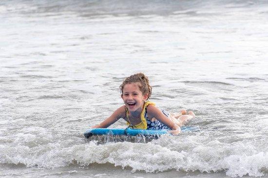 Espadilla Ocean Club Boogie Board Als At The Beach