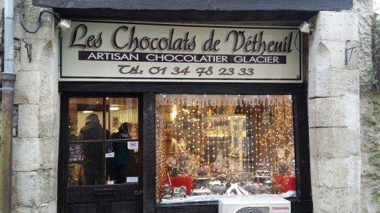 Les Chocolats de Vetheuil