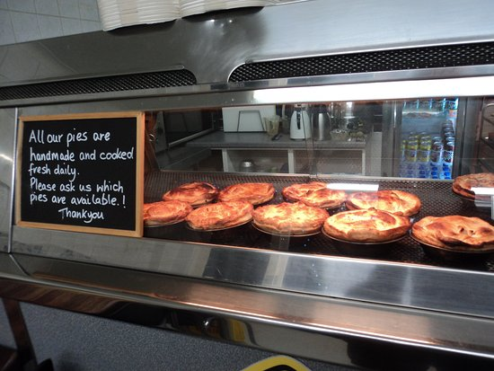 Flaming Galah: Fabulous Pies