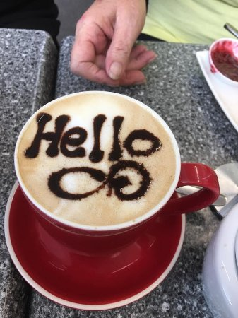Scottsdale, Australien: Coffee and lite lunches available between 9.0am 5.00pm