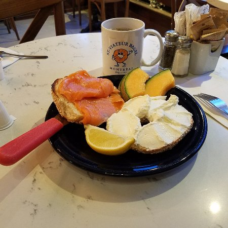 St Viateur Bagel Cafe Menu