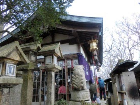 Heguri-cho, Japón: たくさんの人が参拝していました