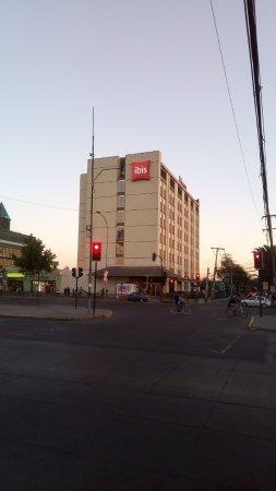Ibis Santiago Estacion Central: Ibis santiago station central