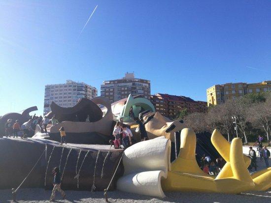 Parque Gulliver: A l'assaut de Gulliver!