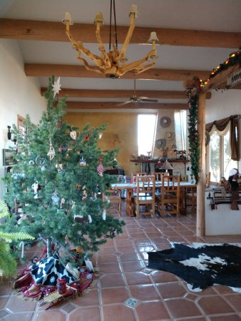 La Hacienda de Sonoita: Main room
