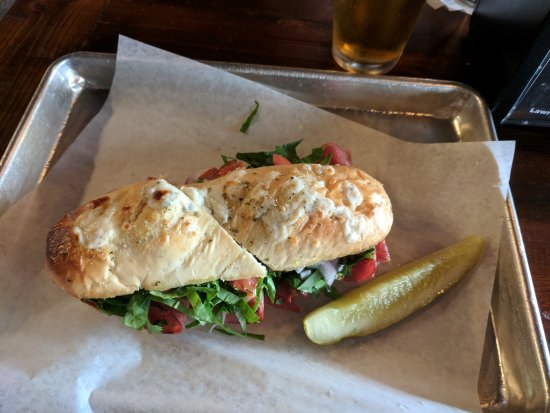 Shawnee Mission, KS: Italian sandwich