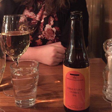 Strangnas, Sweden: Brasserie Oskar Erikson