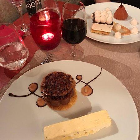 Restaurant Bon The Bonheur Touques