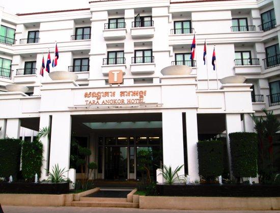 Tara Angkor Hotel Siem Reap Tripadvisor