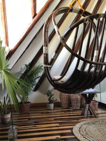 Mezzanine Colibri Boutique Hotel: loft in the seaview room