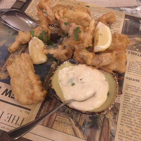 Tasty dinner at Tapenade