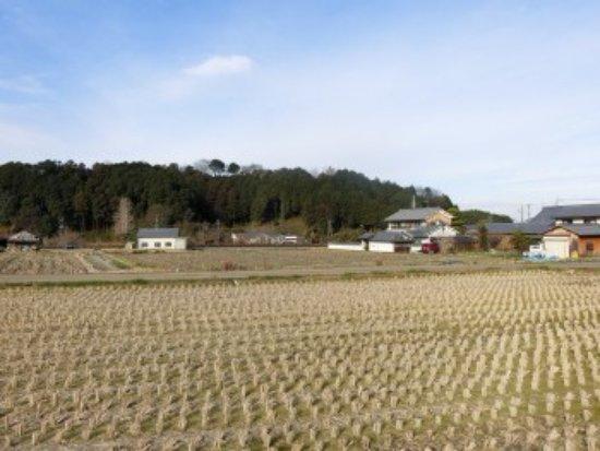 Asuka-mura, اليابان: 甘樫丘を望む
