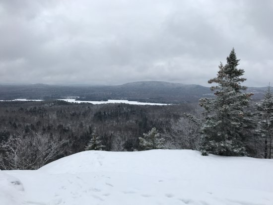 Inlet, NY: view from the summit