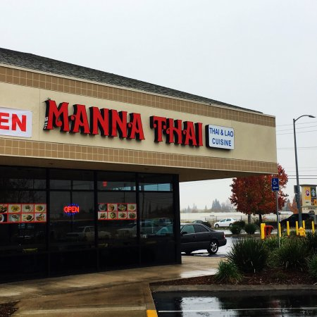 North Highlands, CA: Manna Thai