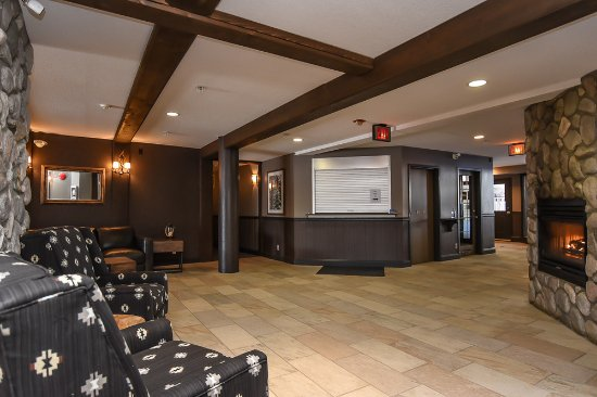 Mount Washington, Canada: Entrance Lobby