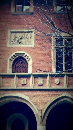 Jagiellonian University - Collegium Maius: Il Collegium Maius