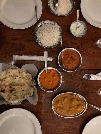Indian Summer: Lobster Lazeez, Paneer Makhani, Fish Tikka Masala