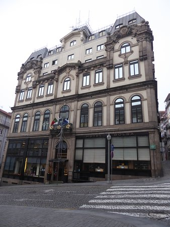 Hotel da Bolsa: hotel exterior