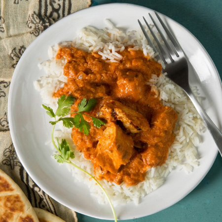 New Hartford, NY: Chicken curry