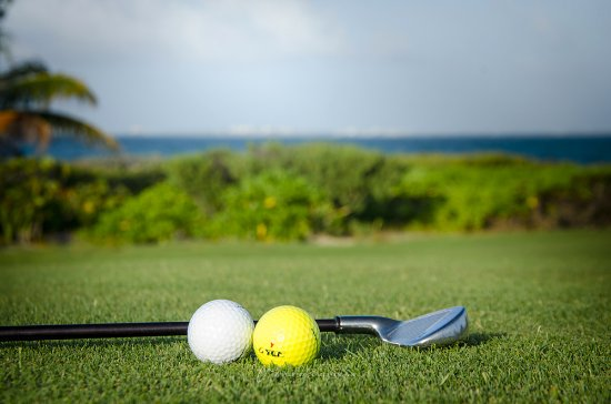 Playa Mujeres Golf Club: Winter time is perfect for a round