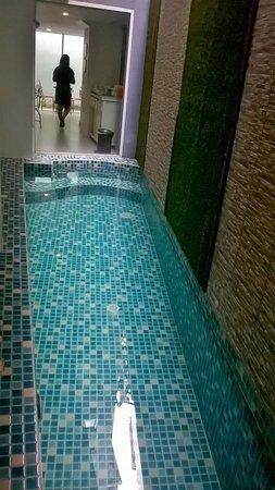 Nantra Chaweng Beach: piscina simbolica