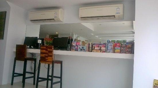 Nantra Chaweng Beach: PC a dispo clienti