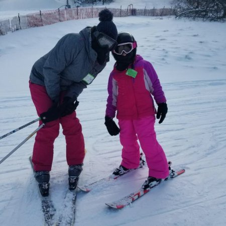 Timberline Four Seasons Resort: Annual ski trip with the family. The grand daughters learned this year in ski school