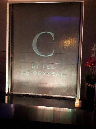 Hotel Le Crystal: 20171228_171258_large.jpg