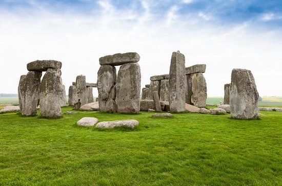 Stonehenge, Castillo de Windsor...