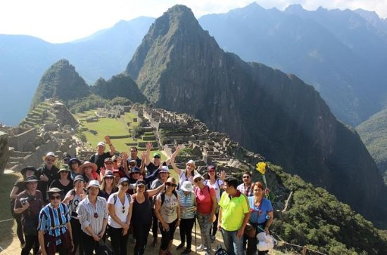Machu Picchu from Cusco Full-Day Small-Group Tour