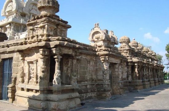 Full-Day Private Kanchipuram and...